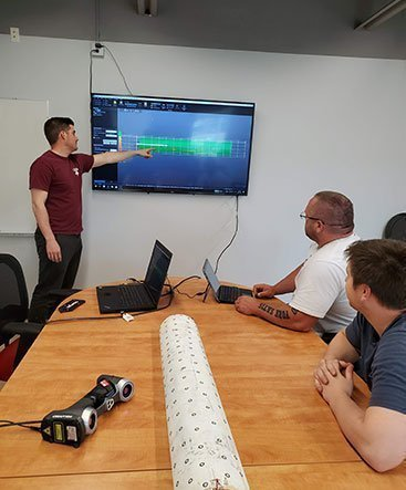 Pipeline Training and Certifications – Tilt Inspection